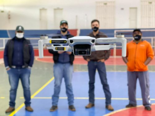Curso de Drones acontece em Flórida
