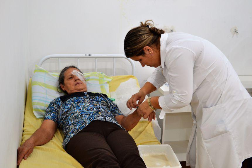 HOSPITAL SANTA ALICE É REFERÊNCIA NA REGIÃO
