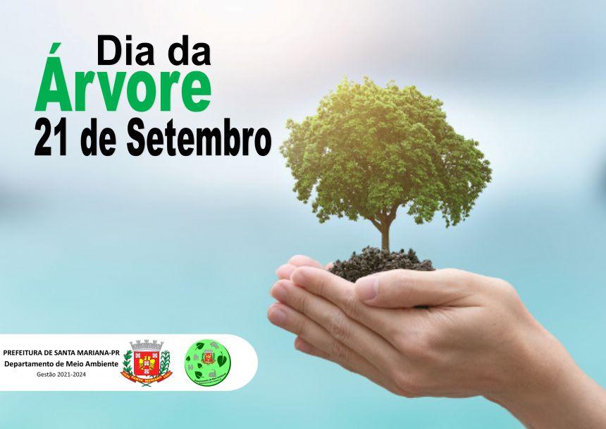 21 de Setembro dia da Árvore