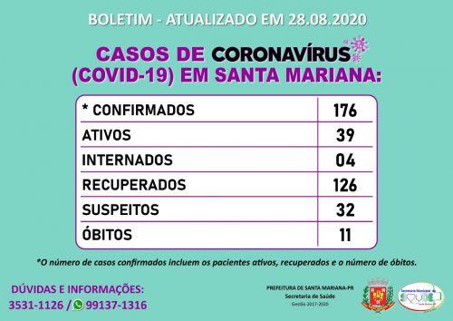 Boletim COVID-19
