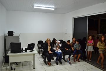 DISTRITO DE QUINZÓPOLIS É CONTEMPLADO COM REFORMA EM UNIDADE BÁSICA DE SAÚDE