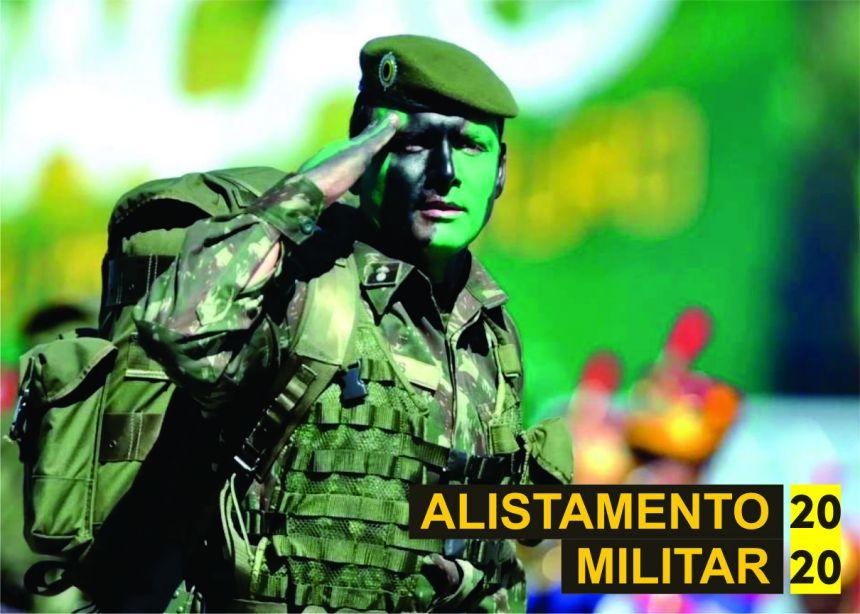 Alistamento militar obrigatório é prorrogado até 30 de setembro