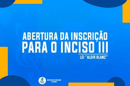 II VERÃO GASTRONÔMICO CULTURAL E ARTÍSTICO DE CARLÓPOLIS - referente ao inciso III do art. 2º da Lei 14.017/20
