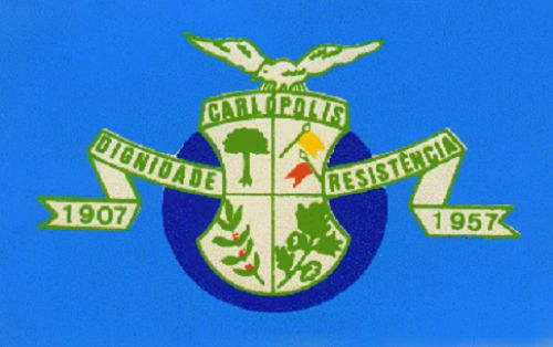 Bandeira Oficial de Carl�polis