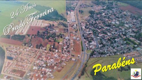 PARABÉNS À NOSSA QUERIDA PRADO FERREIRA - 28/10/2021