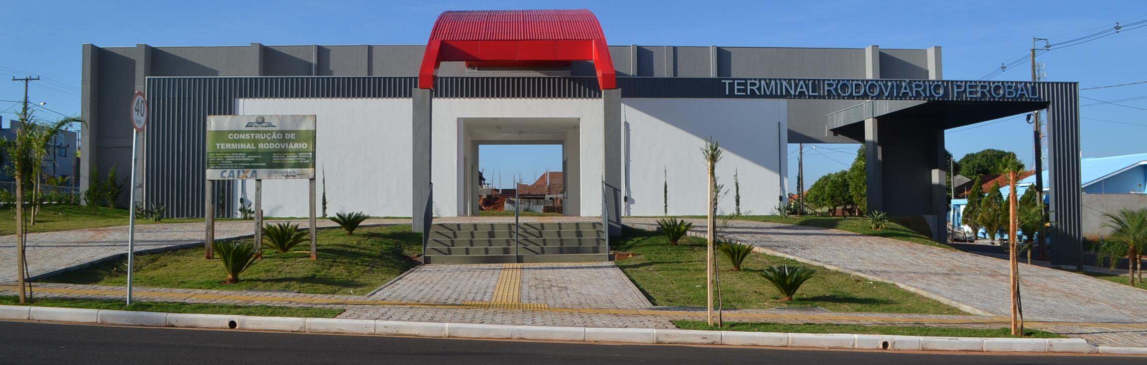TERMINAL RODOVIÁRIO DE PEROBAL