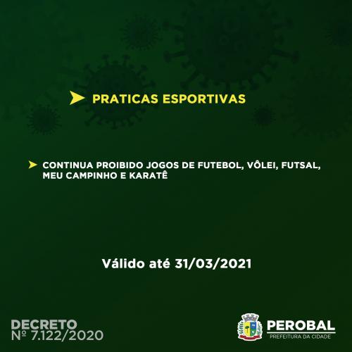CONFIRA AS NOVAS MEDIDAS PARA O ENFFRENTAMENTO DA PANDEMIA DO CORONAVÍRUS! DECRETO 7.122/2020