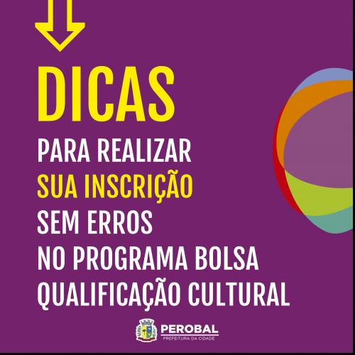 Programa de qualificação na área cultural está com inscrições abertas
