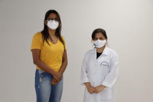 Prefeitura de Ivaiporã vacina 480 pessoas com 62 e 61 anos, e estima imunizar mais 550 com 60 anos, nesta segunda, dia 3