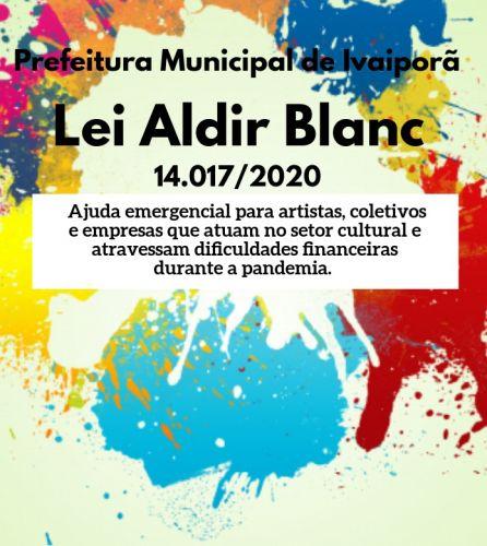 Departamento Municipal de Cultura da Prefeitura de Ivaiporã lança cadastramento de artistas, coletivos e empresas culturais locais