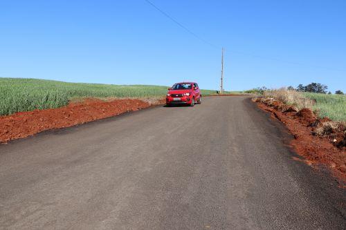 O objetivo é continuar fazendo o recape principalmente nos trechos onde as pedras foram mal assentadas.