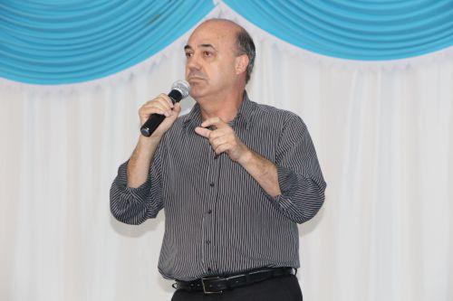 Prefeito Miguel Amaral espera desenvolver um bom trabalho também na área da Educação
