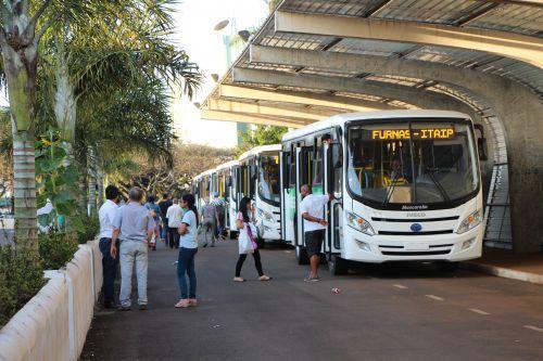 Transporte sai do Terminal Urbano