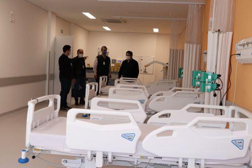 Hospital Regional de Ivaiporã inicia atendimentos nesta segunda-feira, dia 1º