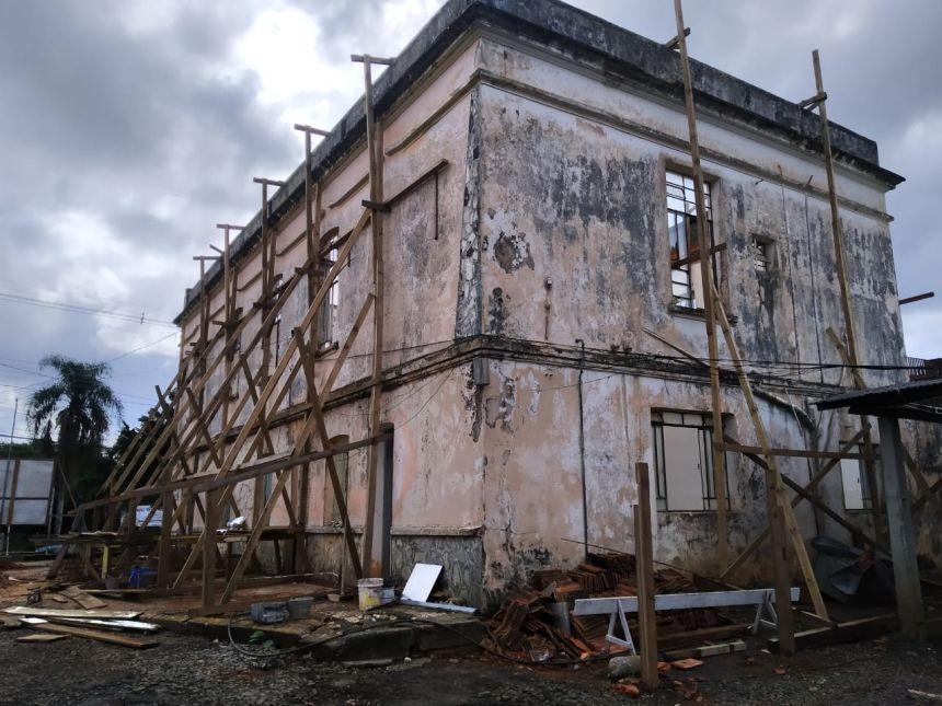 Restauração e reforma