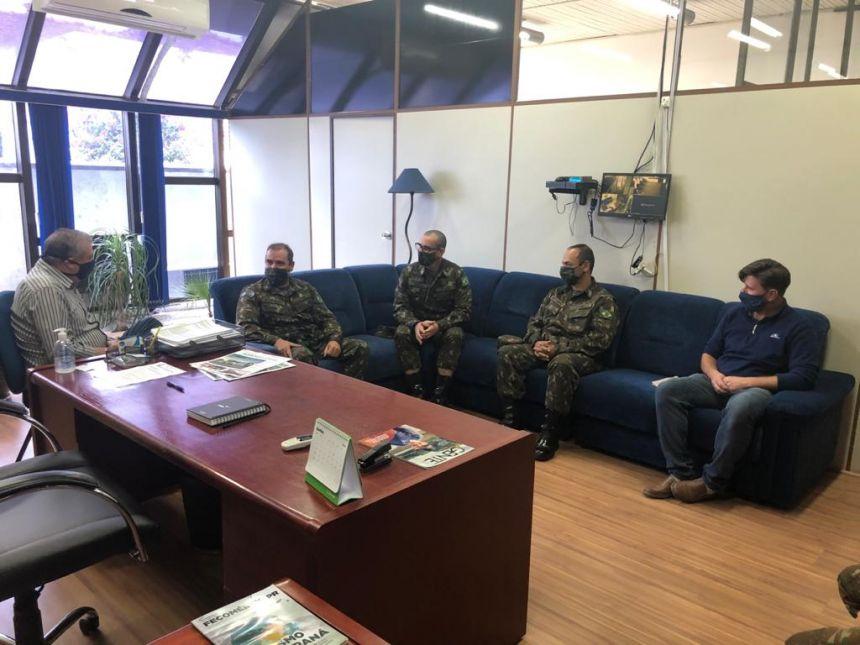 Visita de Orientação Técnica (PRM 05/005-13 BIB)