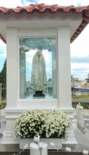 Prefeitura adquire imagem do Imaculado Coração de Maria para construção de monumento turístico