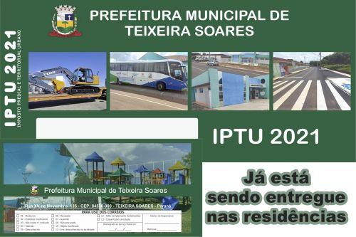 IPTU 2021