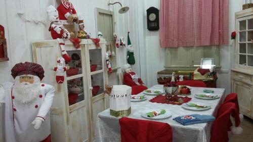Abertura do Natal em Teixeira Soares