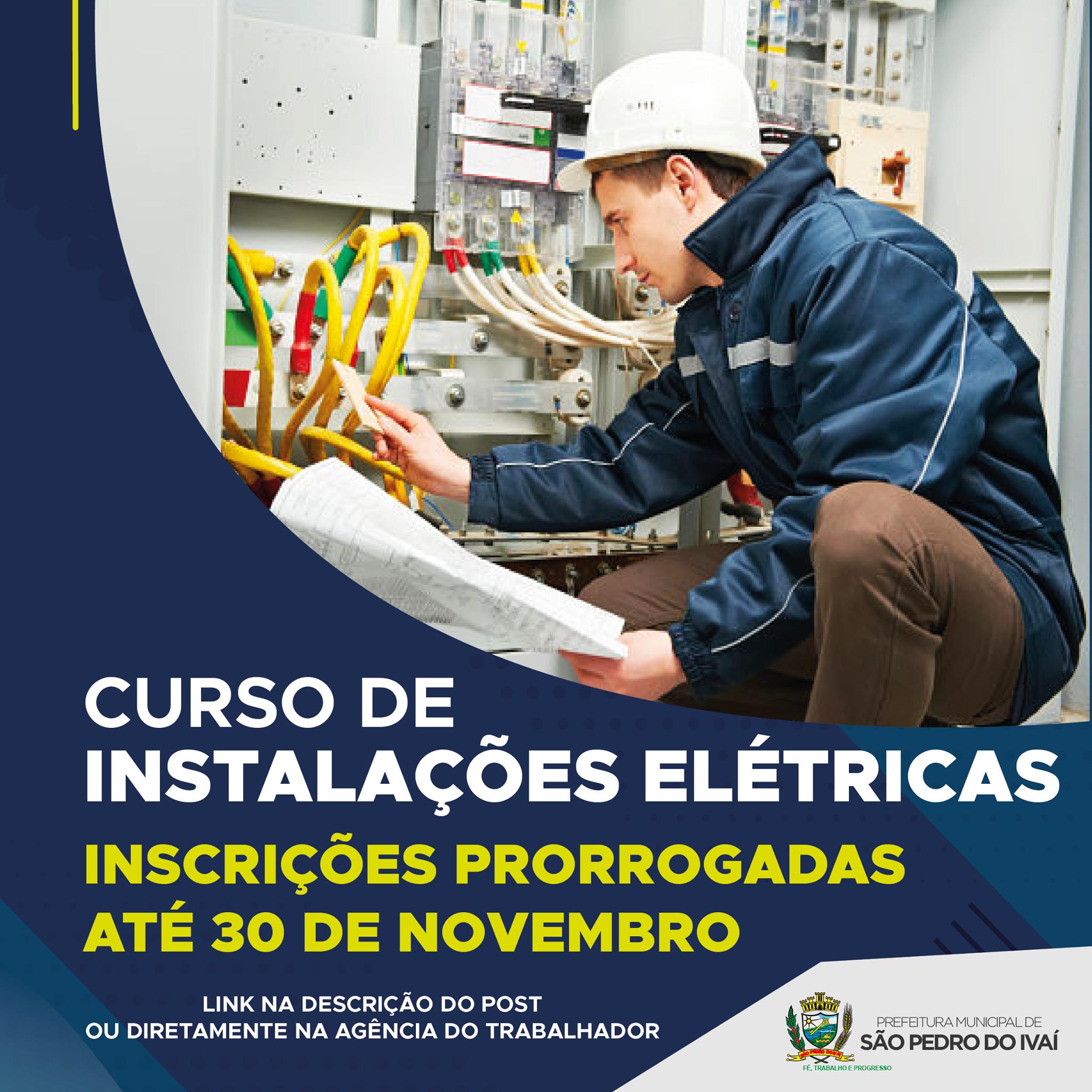 Curso de Instalações Elétricas