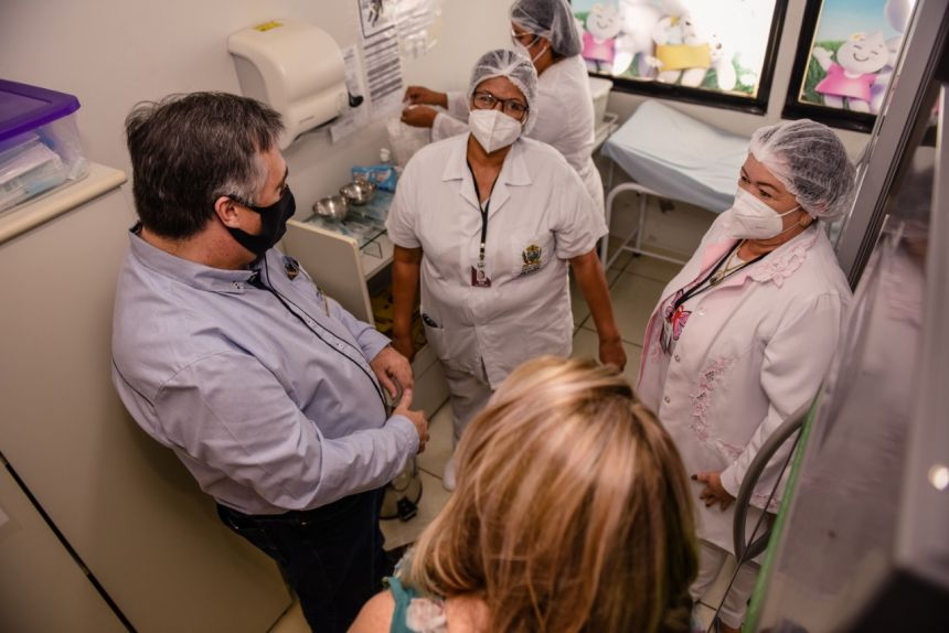 Beto Preto anuncia investimentos em saúde para São Pedro do Ivaí