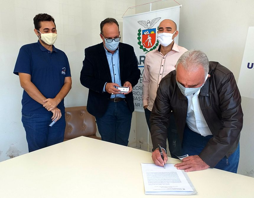 Prefeitura de SPI entregará cartões do programa Comida Boa, do Governo do Estado