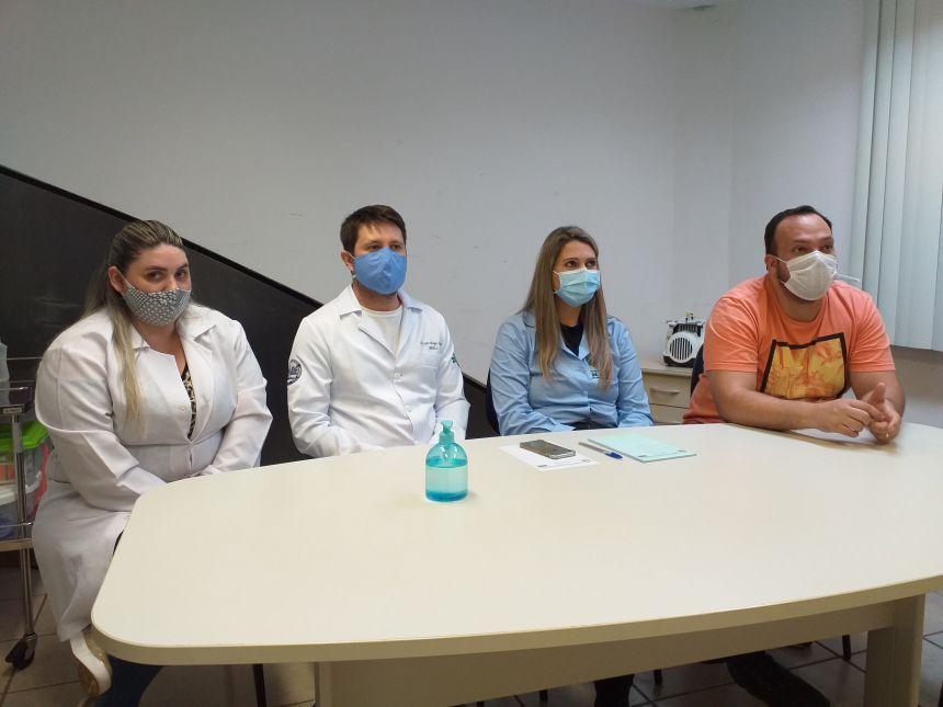 Com boletim atualizado, São Pedro do Ivaí confirma caso positivo de coronavírus