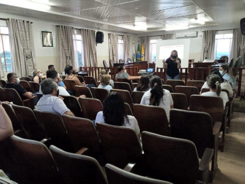 Comitê de Enfrentamento a Covid-19 discute ações de prevenção em São Pedro do Ivaí