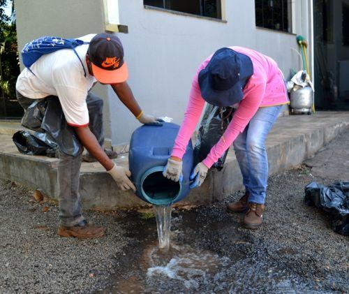 São Pedro do Ivaí pede mais atenção quanto à dengue; cuidados devem ser redobrados no calor