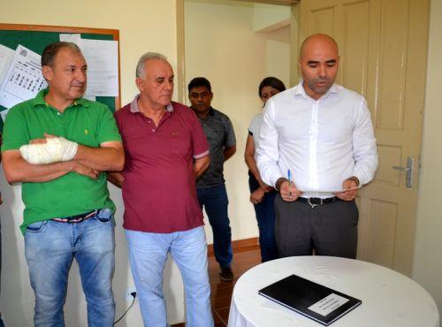 Prefeito José Isalberti e CMDCA empossam novos conselheiros tutelares em SPI