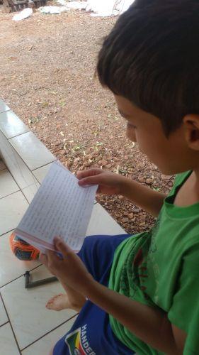 São Pedro do Ivaí lança Projeto de Cartas com alunos das escolas municipais