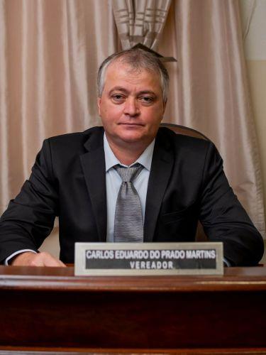 Carlos Eduardo do Prado Martins (Presidente)