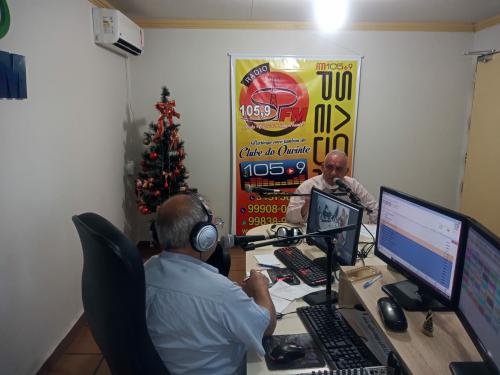 José Isalberti agradece população e presta contas do mandato que se encerra dia 31
