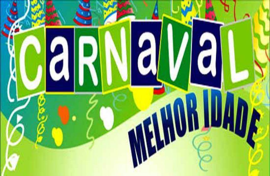 carnaval melhor idade
