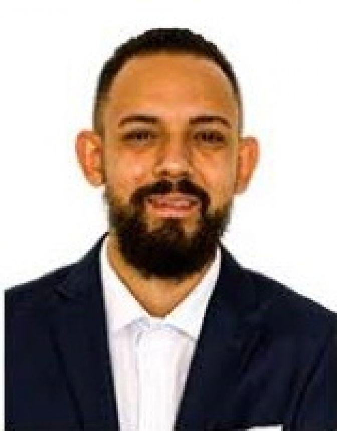 Maycon Carlos De Oliveira (Vice Presidente)