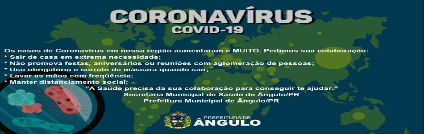 Métodos de prevenção a COVID 19
