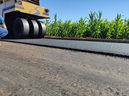 Prefeitura inicia obras de pavimentação asfáltica da Rua Três de Setembro