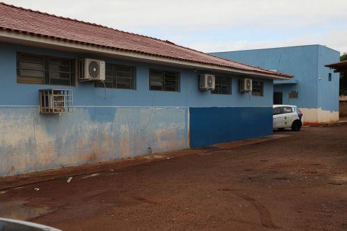 Núcleo Integrado de Saúde e Unidade Básica de Saúde de Ângulo recebem pintura externa e interna