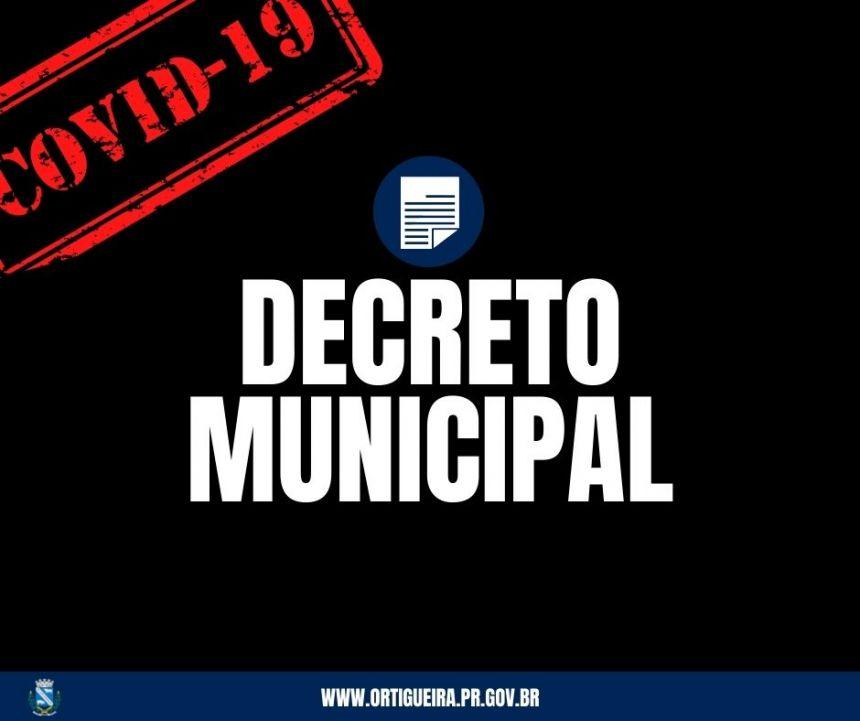 Prefeitura decreta lei seca e mantém toque de recolher
