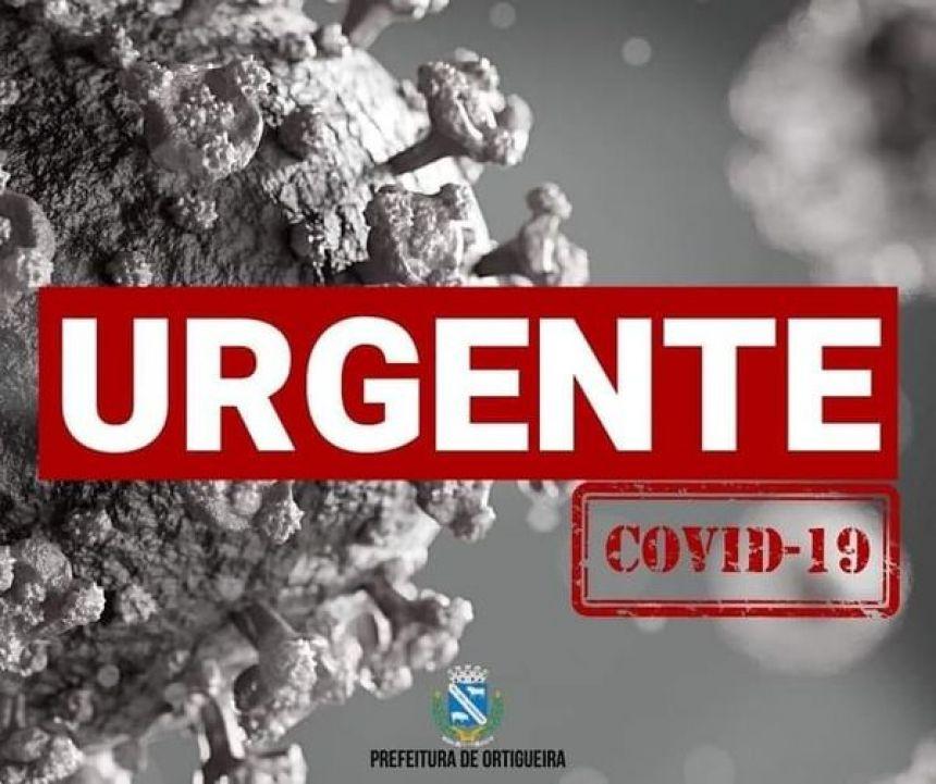 NOVA ETAPA DE VACINAÇÃO COVID-19