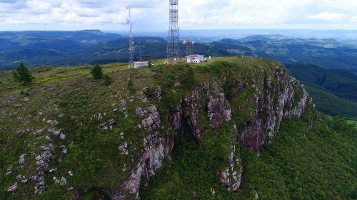 Mirante Pedra Branca: um dos pontos turísticos fechados temporariamente.