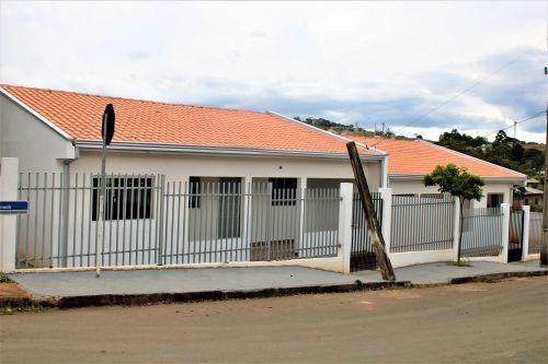 Casa de Apoio, em Ortigueira: no bairro Santa Cecília.