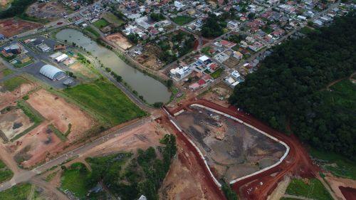 ETAPA DE CONSTRUÇÃO DO PIER
