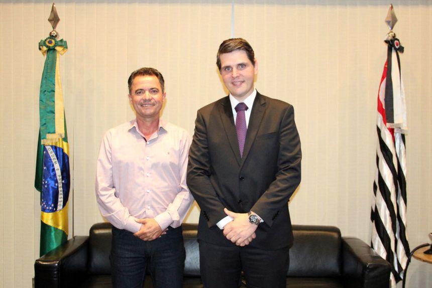 Deputado Cauê Macris destina R$ 100 mil para a saúde em Mariápolis