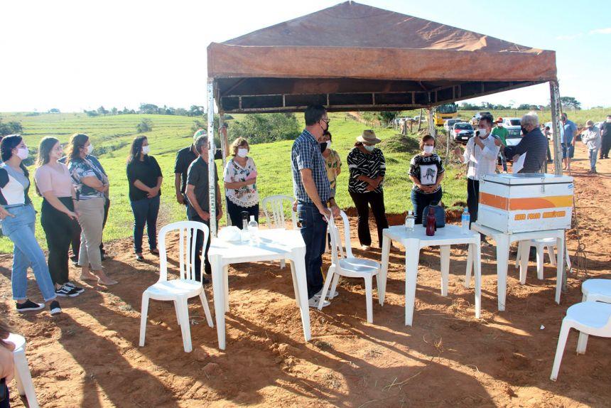 Autoridades inauguram Ponte Joaquim Soares Sobrinho; ao todo serão sete que ultrapassam R$ 2,5 milhões