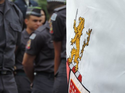 Polícia Militar paulista, em Presidente Prudente