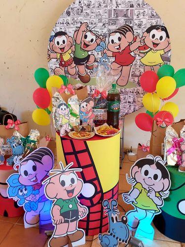 Ação no Projeto Raios de Sol comemorou o Dia das Crianças