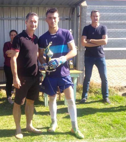 Final do Campeonato Municipal de Futebol de Campo.