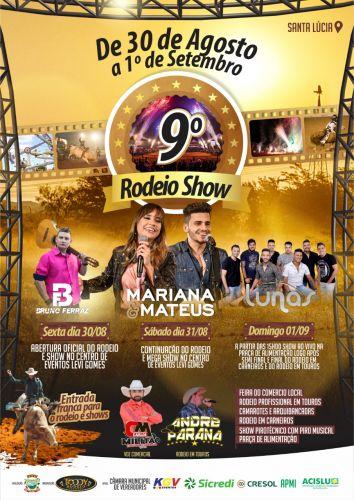 9º Rodeio Show