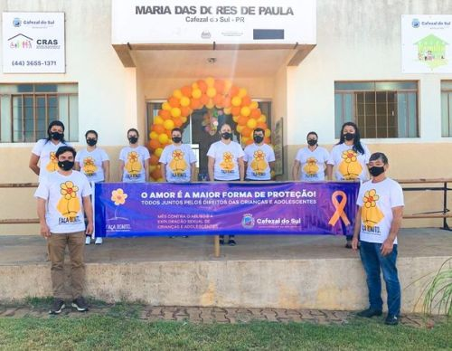 18 de maio - Dia Nacional de Combate ao Abuso e à Exploração Sexual de Crianças e Adolescentes